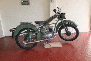 BSA Bantam Plunger For Sale