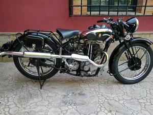 BSA W33 500cc