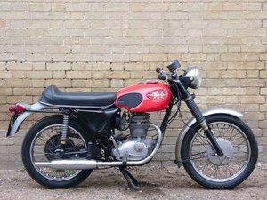 1969 BSA B25 Starfire 250cc