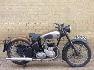 1950 BSA M21 600cc