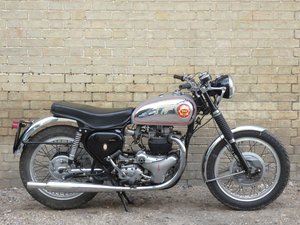 1958 BSA A10 Rocket Gold Star replica 650cc