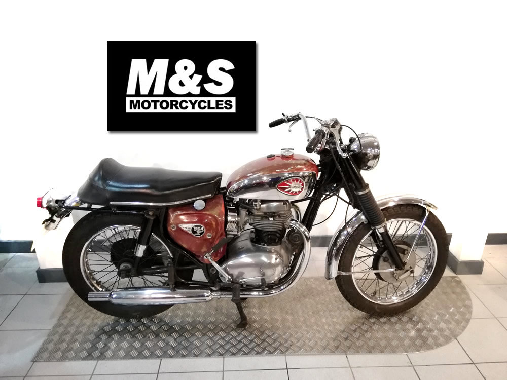 1966 BSA A65 Lightning For Sale (picture 1 of 6)