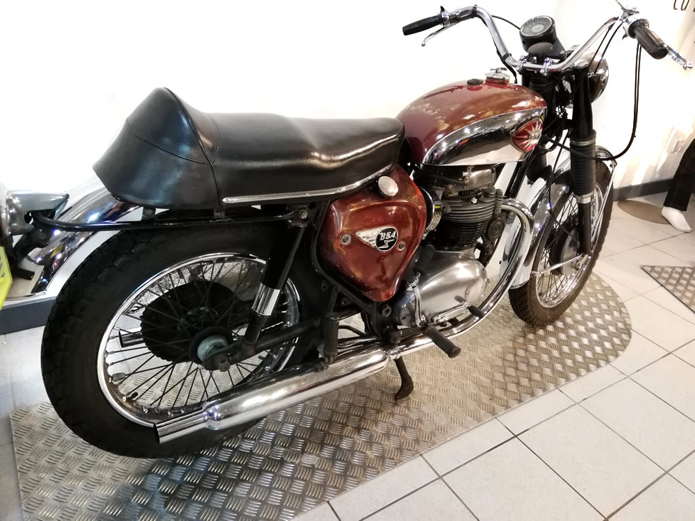 1966 BSA A65 Lightning For Sale (picture 3 of 6)