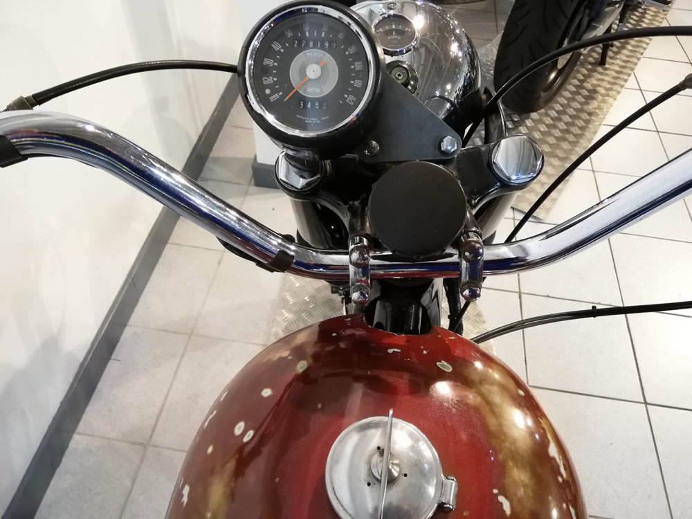 1966 BSA A65 Lightning For Sale (picture 5 of 6)