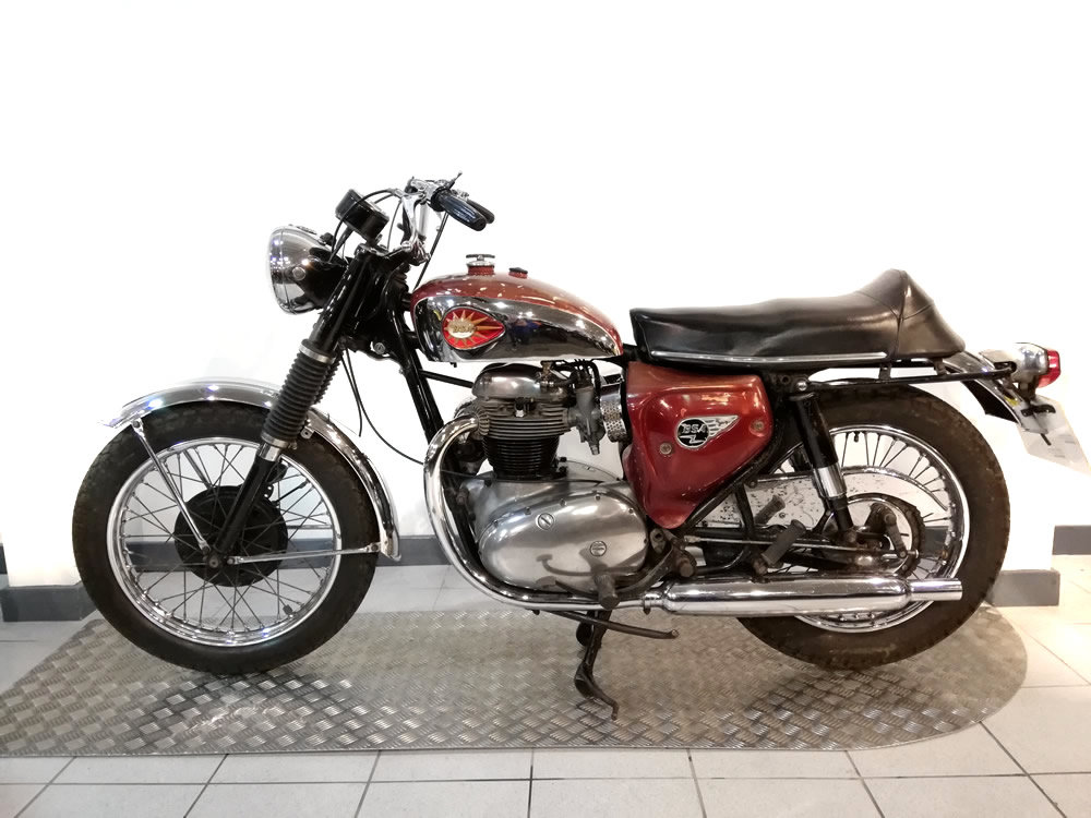 1966 BSA A65 Lightning For Sale (picture 6 of 6)