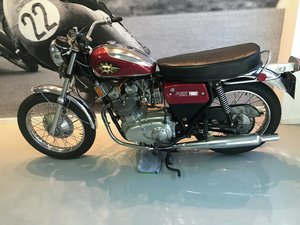 1972 BSA Rocket 3 US peanut tank, very nice