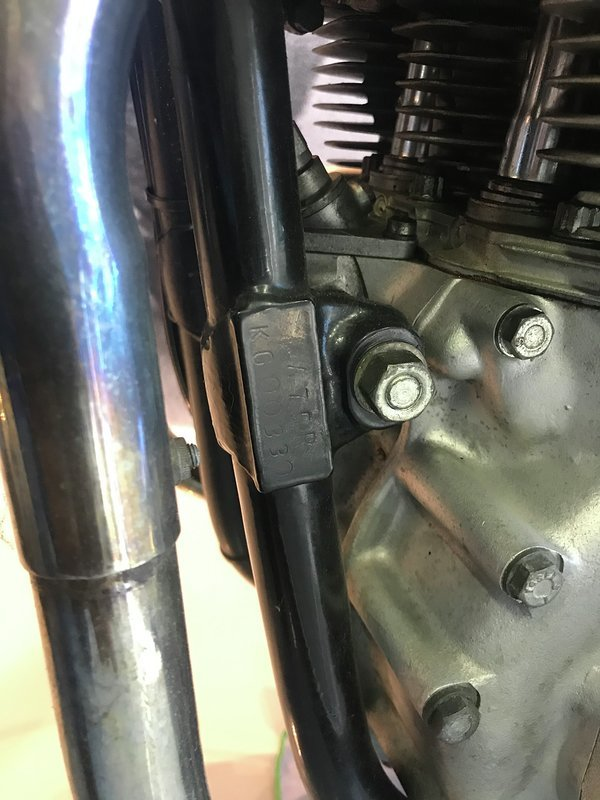 1972 BSA Rocket 3 US peanut tank, very nice  For Sale (picture 6 of 6)