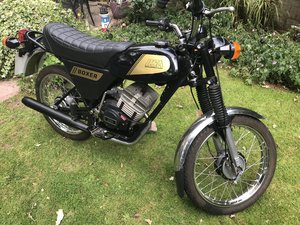 Bsa Boxer sports moped 50cc
