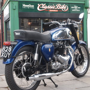 BSA A10 650 Classic, Nice Clean Tidy Restored Bike.