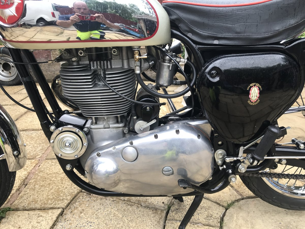 1961 BSA GOLDSTAR DBD34 For Sale (picture 5 of 6)