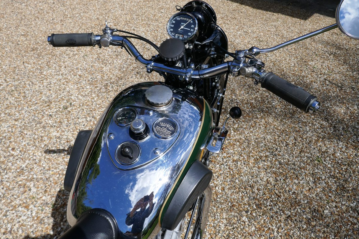 1932 BSA 350cc twin port For Sale (picture 5 of 6)
