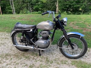 1971 BSA A65 Lightning project