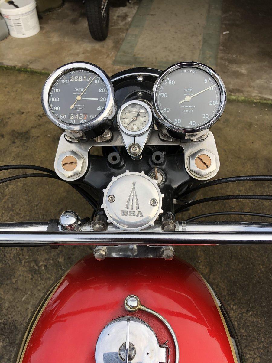 1958 Bsa/Triumph 830cc For Sale (picture 1 of 6)