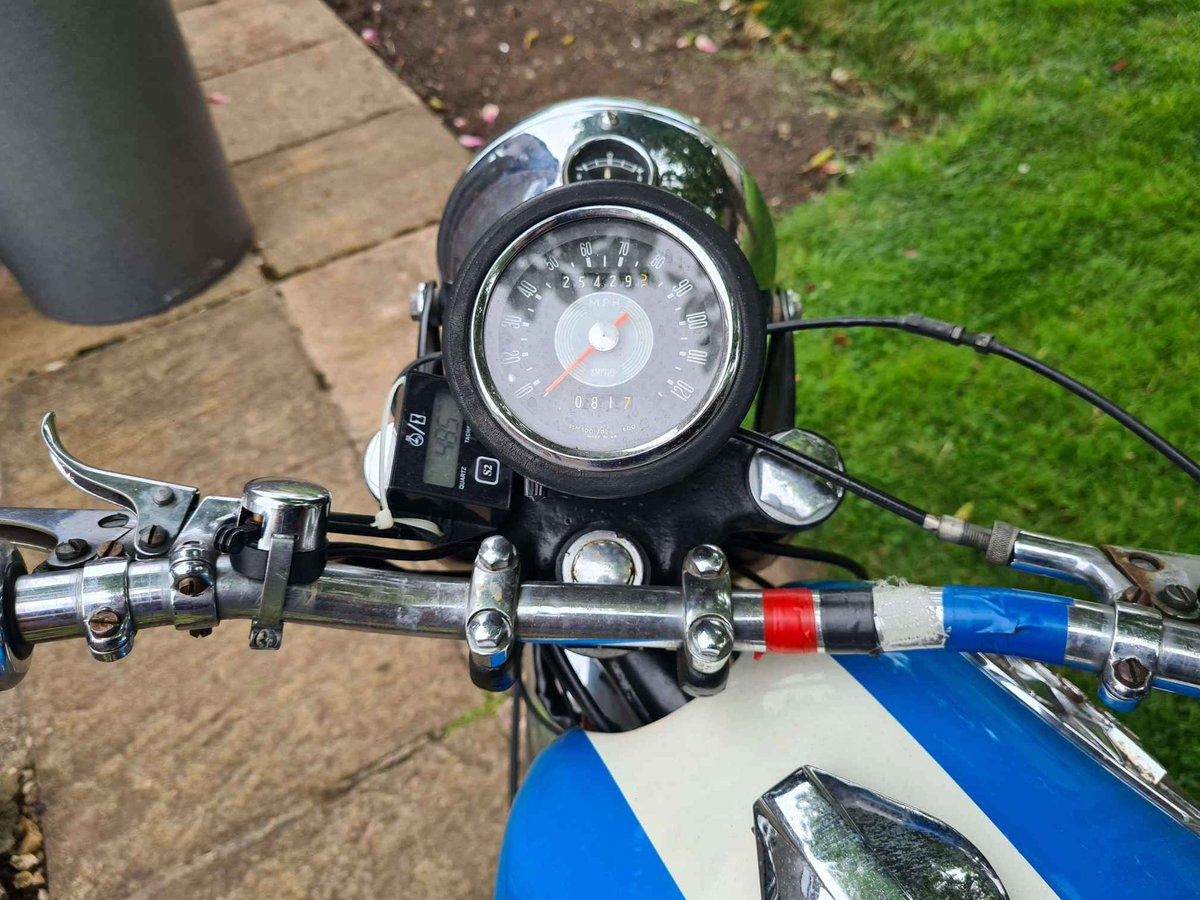 1968 BSA C25 Barracuda (B25 Starfire) For Sale (picture 3 of 3)