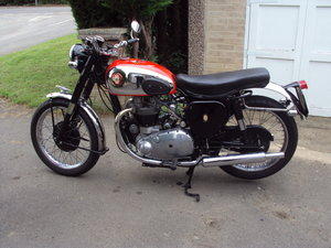 BSA A10 Road Rocket