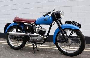 1962 BSA Bantam Super 125cc