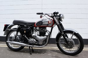 1955 BSA A10 Super Rocket Replica 650cc