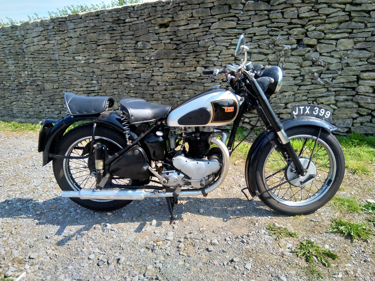 1949 BSA A7 Longstroke For Sale (picture 4 of 4)