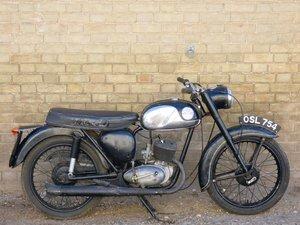 1960 BSA Bantam D7 175cc