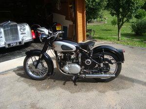 1953 BSA A10