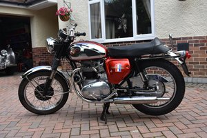 Picture of Lot 203 - 1967 BSA A65 Lightning - 27/08/2020 SOLD by Auction