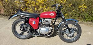 Picture of Lot 232 - 1967 BSA Hornet West Coast - 27/08/2020 SOLD by Auction
