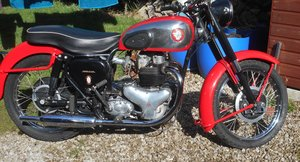 BSA A10 Super Rocket