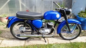 Picture of Lot 296 - 1966 BSA Bantam D7 - 27/08/2020 SOLD by Auction