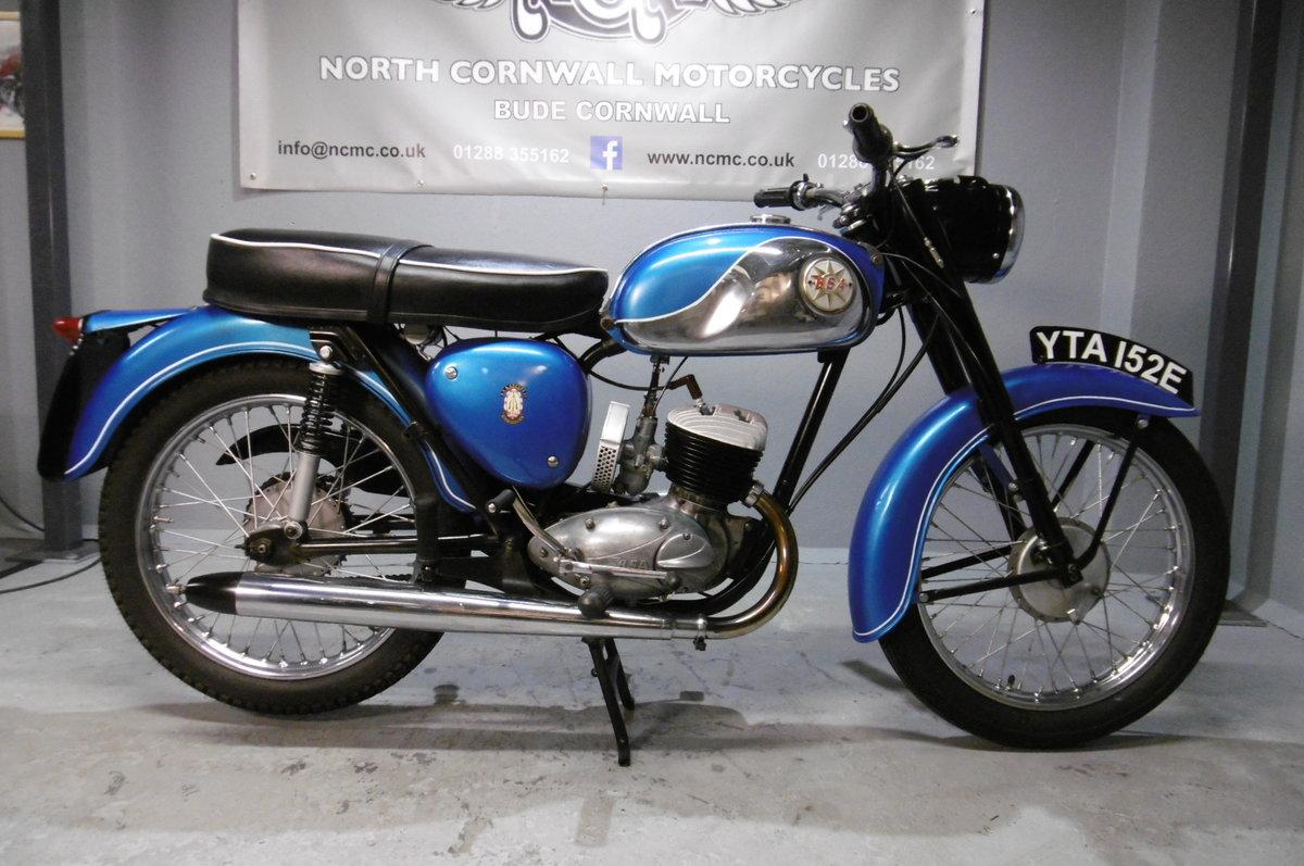 Bantam D10 1967. Restoration All correct SOLD (picture 1 of 6)