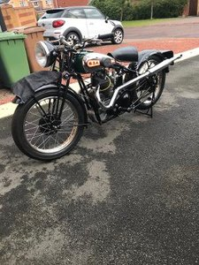 BSA L31-6 350 De Lux twin port