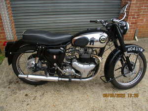 Picture of 1957 bsa a10