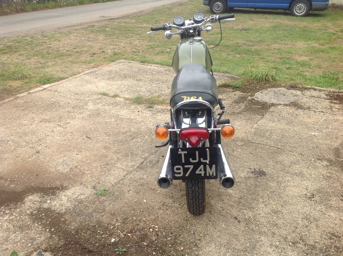 1971 Bsa Thunderbolt For Sale (picture 6 of 6)