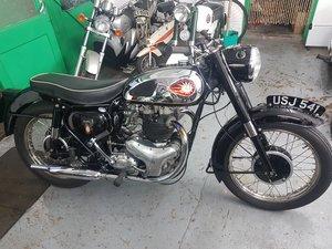 1961 BSA A10 650cc