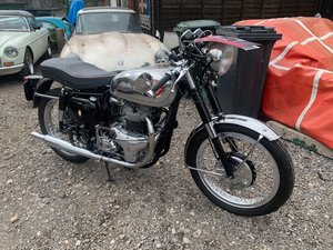 *REMAINS AVAILABLE - AUGUST AUCTION* 1961 BSA 650cc RGS