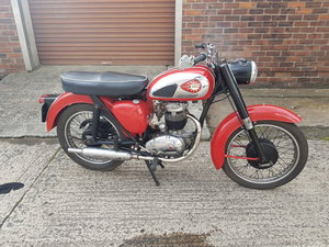 Picture of 1962 BSA 350 B40
