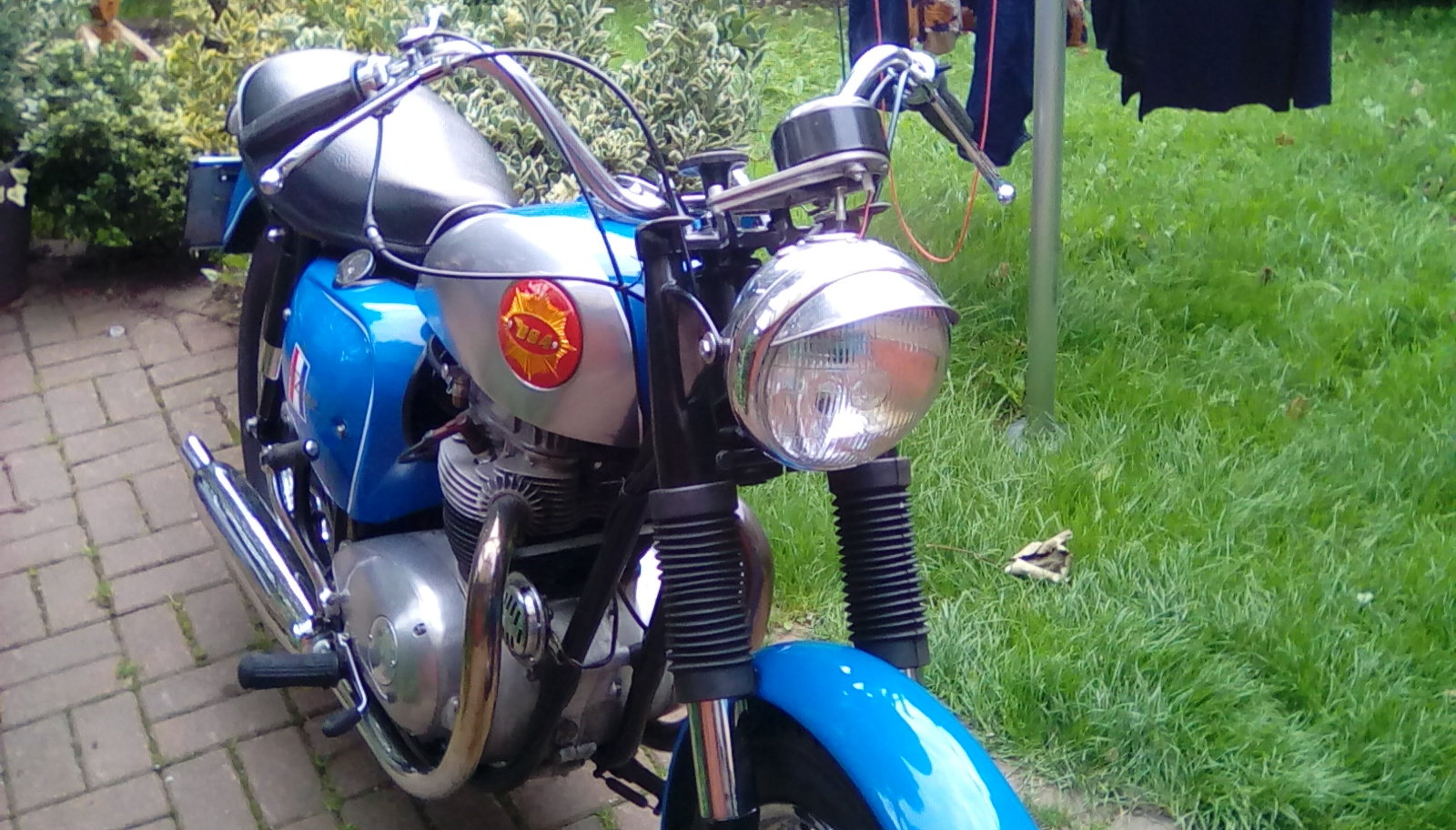 1965 BSA A65  For Sale (picture 1 of 6)