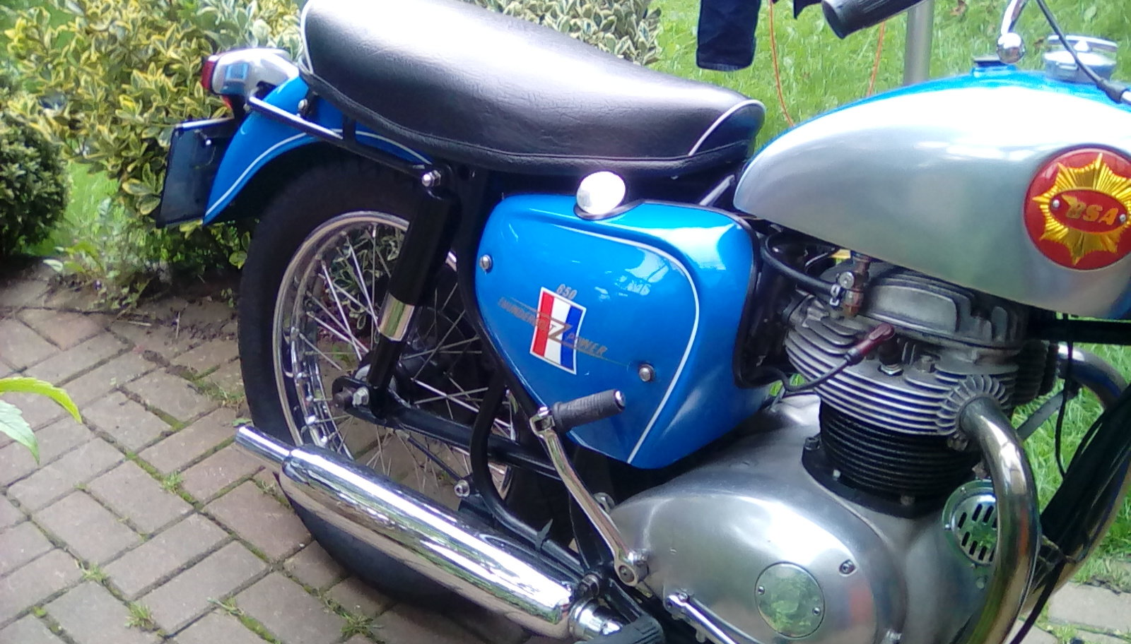 1965 BSA A65  For Sale (picture 5 of 6)
