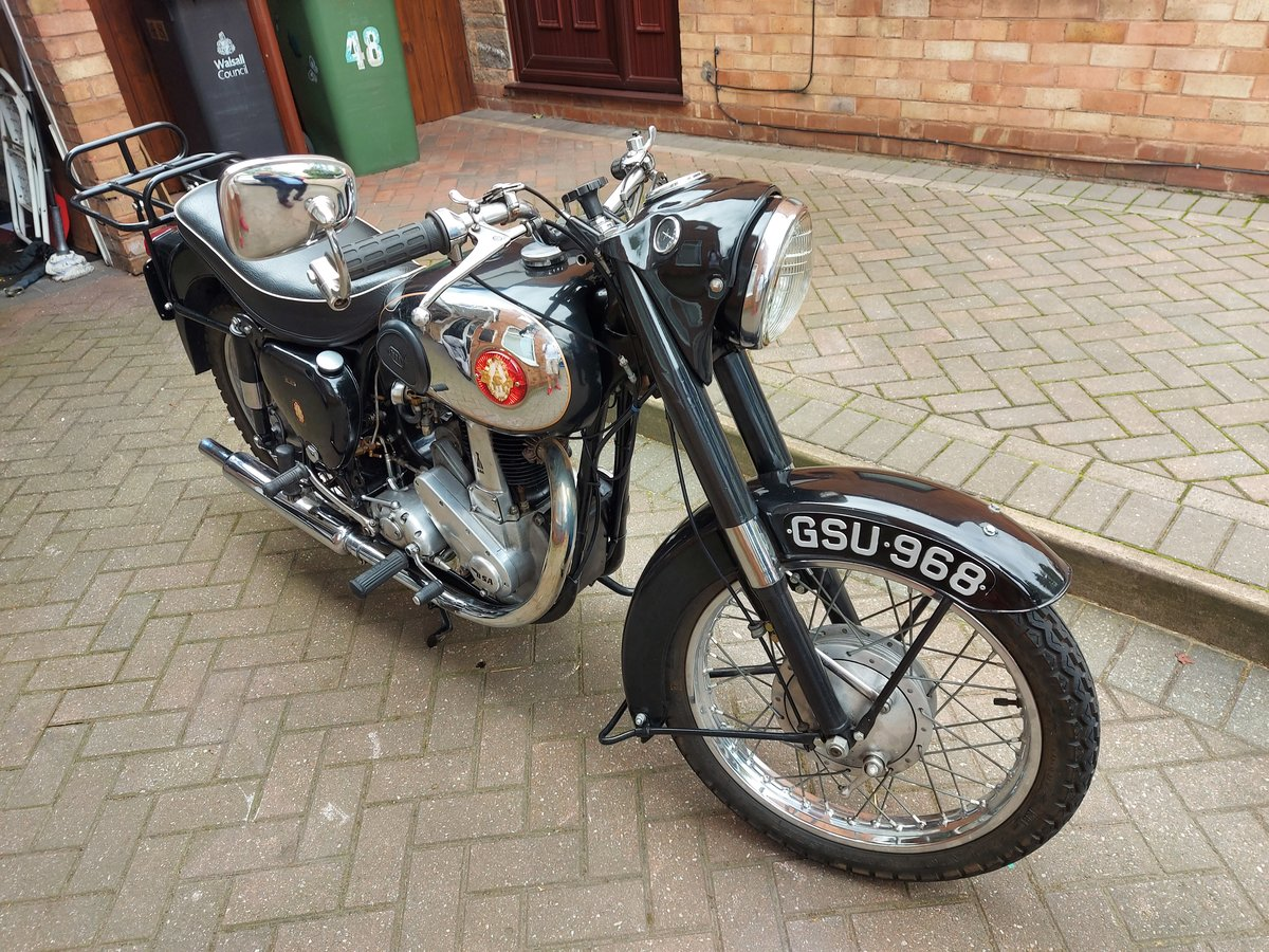 1956 BSA B 31 For Sale (picture 1 of 6)