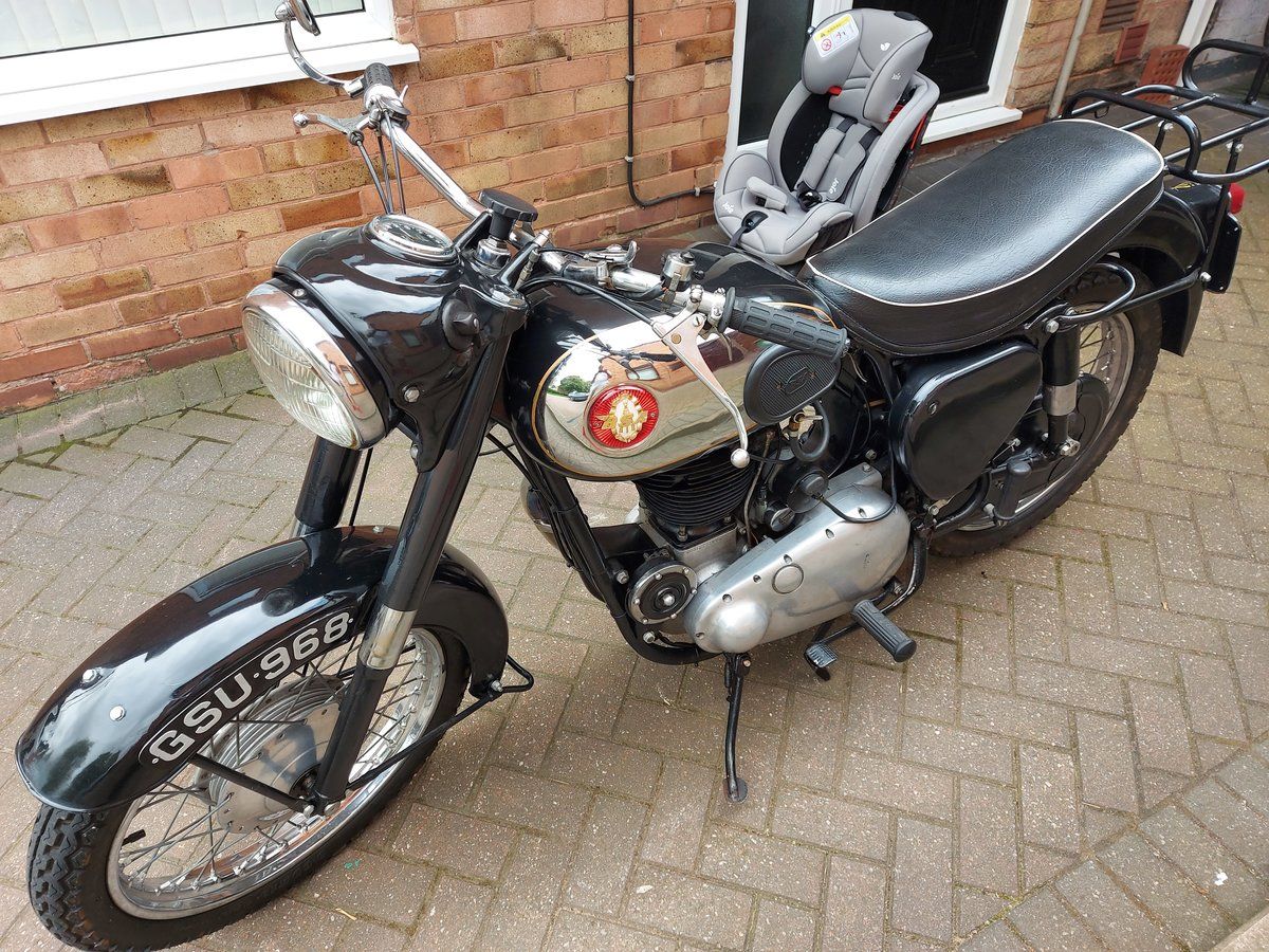 1956 BSA B 31 For Sale (picture 2 of 6)
