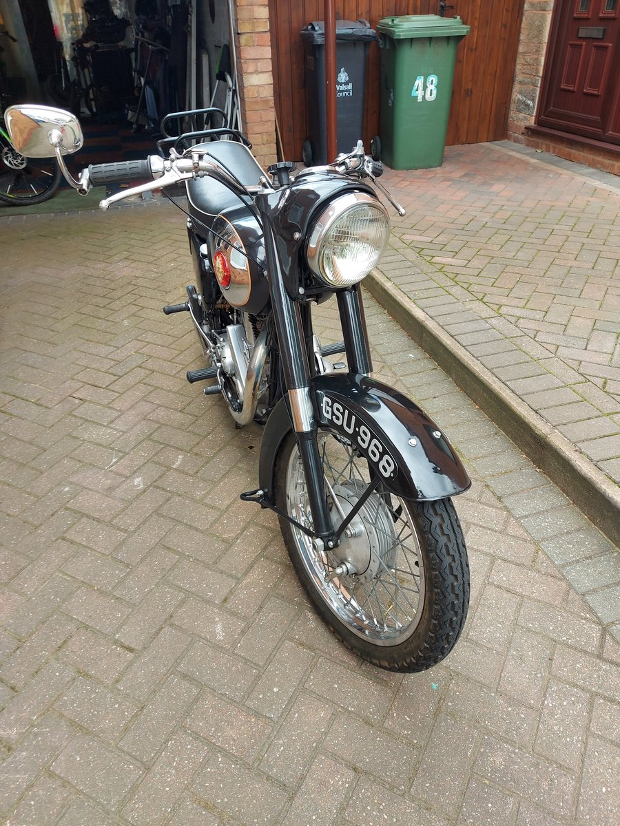 1956 BSA B 31 For Sale (picture 4 of 6)