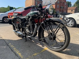 **OCTOBER ENTRY** 1935 BSA B2 250