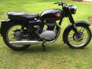 Picture of BSA A65 STAR 1962 SOLD