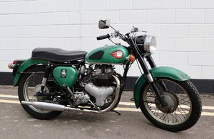 1961 BSA A7 500cc Lots of Character