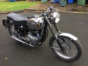 BSA Gold Flash