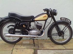 1959 BSA BANTAM D3