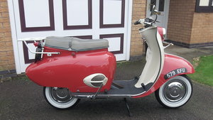 Bsa sunbeam 175 scooter