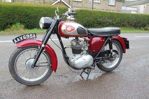 1963 BSA C15