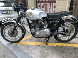 1961 BSA DBD 34 Gold Star 500cc Clubman