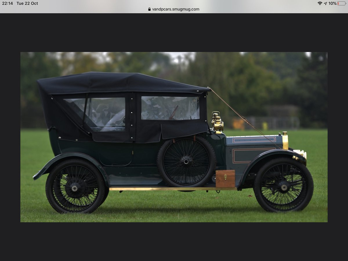 1912 B.S.A. Tourer  For Sale (picture 6 of 6)