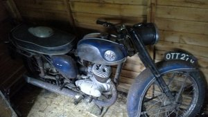 Picture of Lot 118 - A 1968 BSA Bantam - 28/10/2020 SOLD by Auction